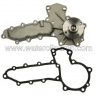 Construction Machinery Parts Excavator Water Pump Used For 6653941 6684225