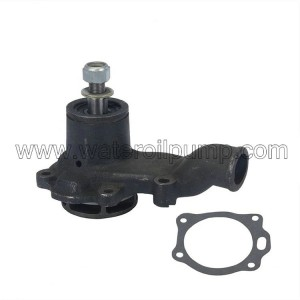 Construction Machinery Parts Excavator Water Pump Used For 6631515 41312562