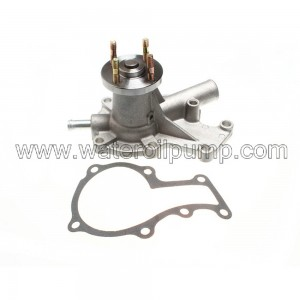 Construction Machinery Parts Excavator Water Pump Used For 6670506 19883-73030
