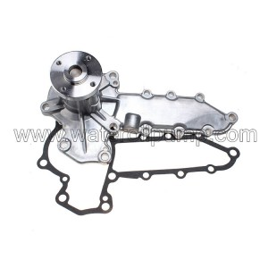Construction Machinery Parts Excavator Water Pump Used For 6684866 6684865