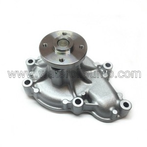 Construction Machinery Parts Excavator Water Pump Used For 7000743 1J700-73030