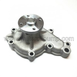 Construction Machinery Parts Excavator Water Pump Used For 7008449 1G772-13122